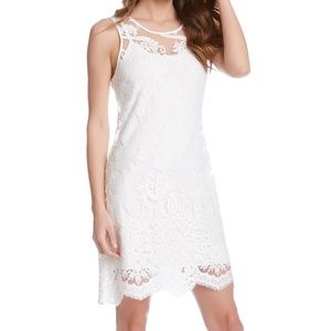 Fifteen Twenty Embroidered Tulle Dress Size L